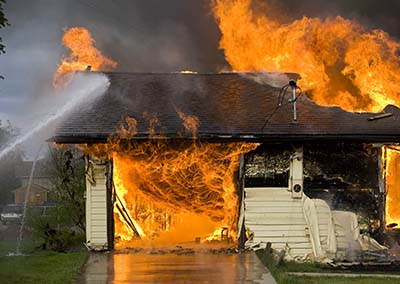 Fire and Smoke Cleanup Services
